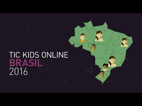 TIC Kids Online Brasil 2016