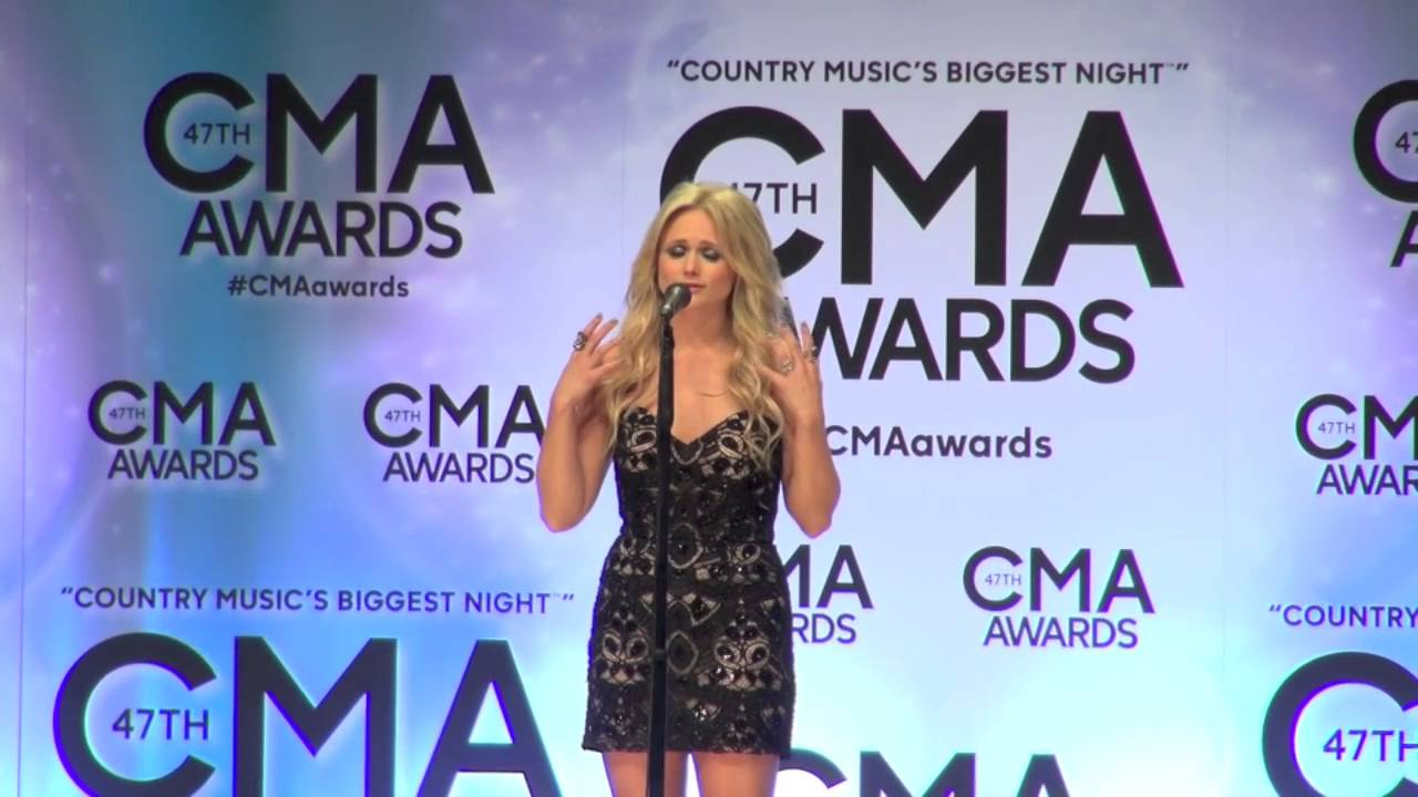 Bathroom Sink Youtube Cma cma awards 2013 : miranda lambert wins female vocalist of the year
