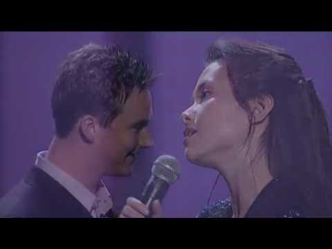 Lea Salonga and Russell Watson - Someone Like You (The Voice Concert -- 2001) *HD