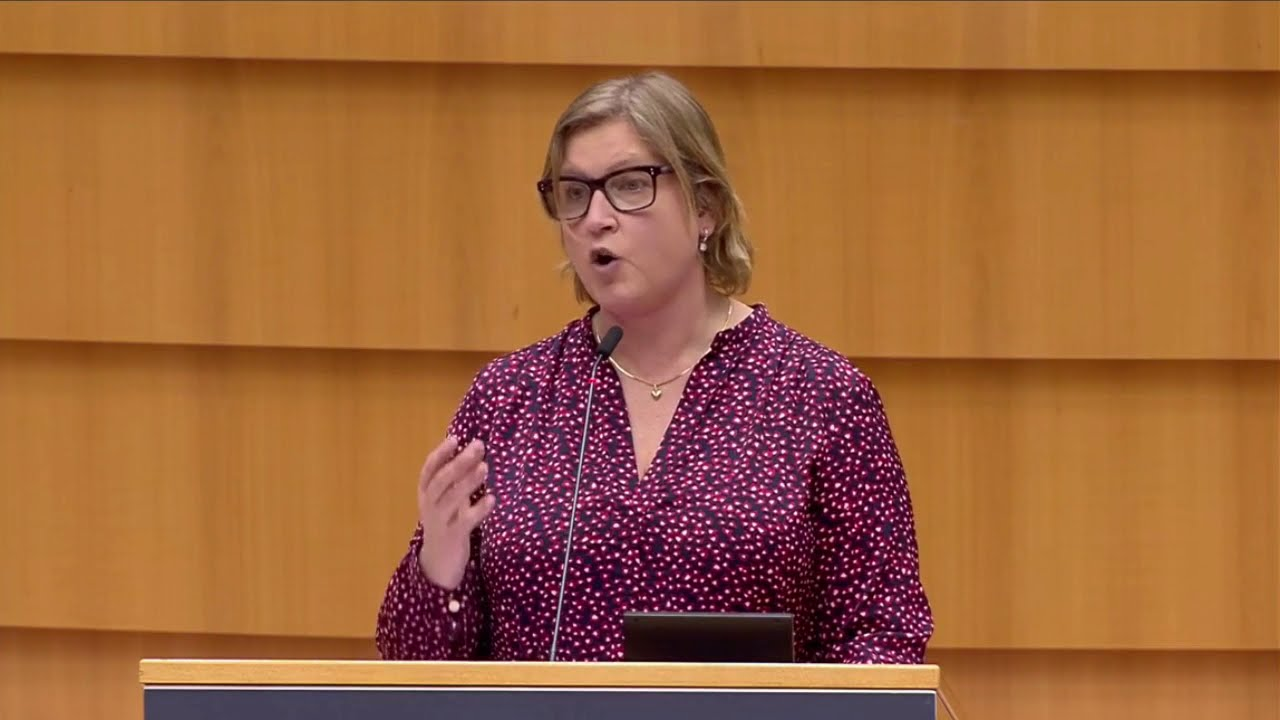 Karin Karlsbro 18 Jan 2021 plenary speech on European Arrest Warrant