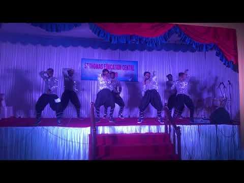 2018 group dances st.thomas education centre