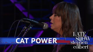 Cat Power Performs