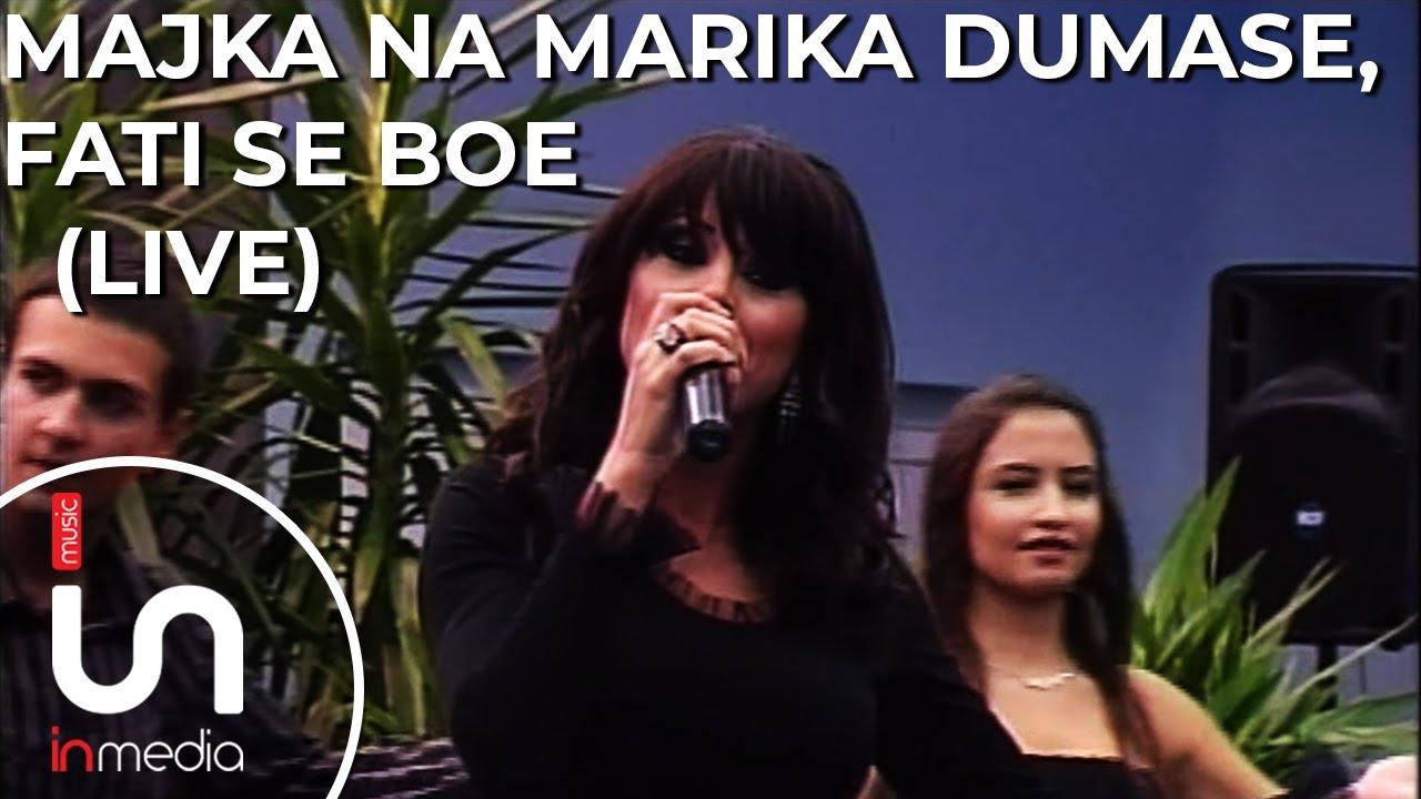 Suzana Gavazova - Majka na Marika dumase, Fati se Boe (live)