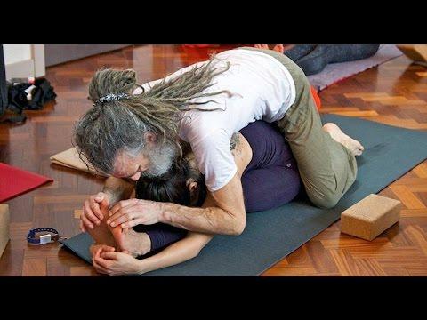 SEBASTIAN SHAKESPEARE Dreadlocked and VERY Hands on - Pippa's New Yoga Coach!!!