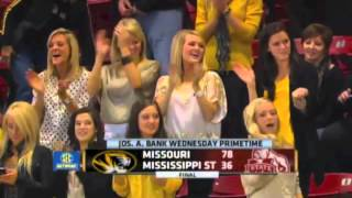Mizzou Golden Girls Travel!