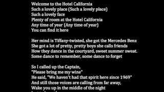 The Eagles - Hotel California Meaning