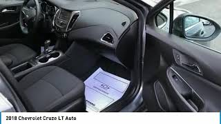 2018 Chevrolet Cruze 2018 Chevrolet Cruze LT Auto FOR SALE in Post Falls, ID JJ551