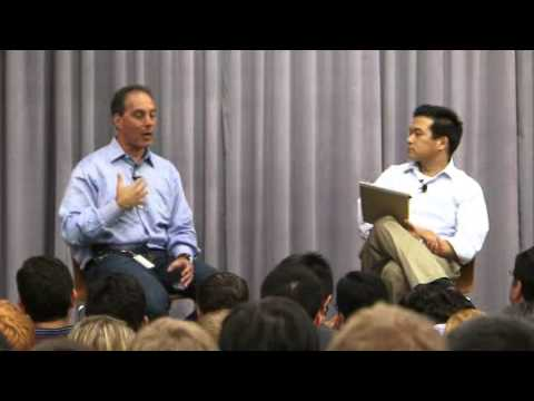 Making Great Leaders - Chi-Hua Chien, Dan Rosensweig (KPCB, Chegg)