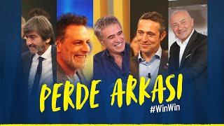#WinWin Perde Arkası 🎥 (Başkanımız Ali Koç, Ferit Şahenk, Ersun Yanal, Ozan Güven, Rıdvan Dilmen)