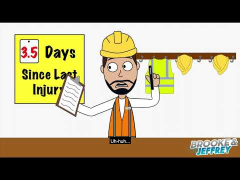 Animated Phone Tap: Gentle Talking Construction Worker
