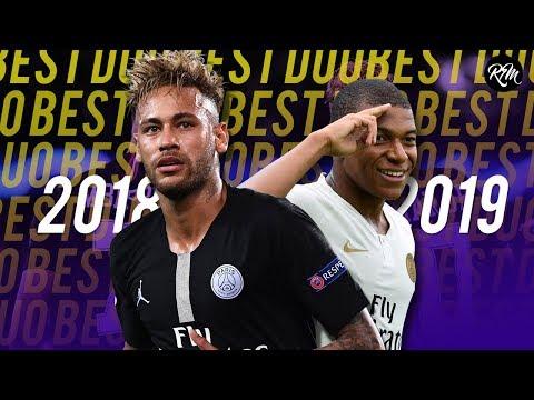 Neymar Jr & Kylian Mbappe Best Duo 2019   Skills & Goals HD