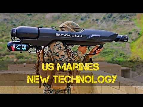US Marines New Advance Weapons Technology 2018 | Marines Adv