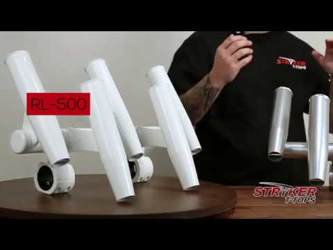 Review Of Rocket Launchers | Multi Fishing Rod Holders For Boat T-Tops