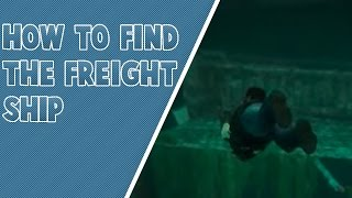 How to Find the Freight Ship Underwater Wreck in GTA V