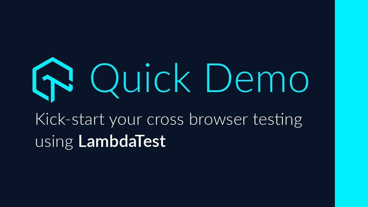 Lifetime Website & Web App Cross Browser Testing, 1500