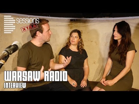 Warsaw Radio Interview (Brighton based folk band)