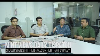 Mint Views: Should states hit the brakes on high traffic fines?