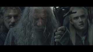 Lord of the Rings - Gandalf vs Balrog - HD 1080p