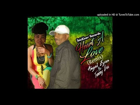 01 - Angel Eyes ft Tommy Doo - HEART A LOVE (REMIX)