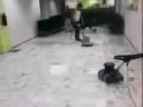 Pulidos de pisos brigitte 5 doovi for Como limpiar pisos de marmol y granito