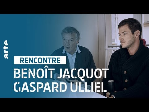 EVA - Gaspard Ulliel et Benoît Jacquot ( interview ) - ARTE Cinema