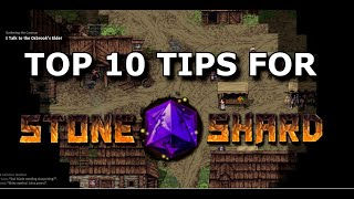 Top 10 Tips for Stoneshard - Early Access