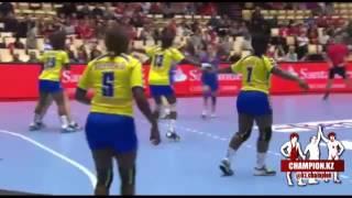 сборная Казахстана по гандболу
