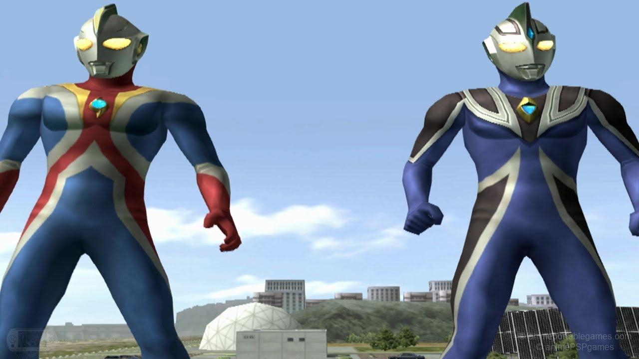 TAG Team Mode ★Play ウルトラマン FE3