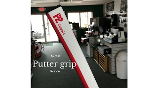 P2 putter grip review