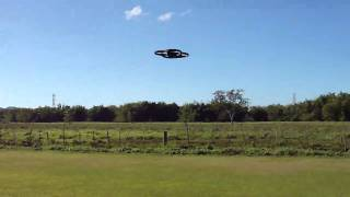 Objeto Volador No Identificado en Hormigueros RC Club (AR Drone)