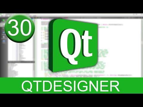 Tutorial Qt Designer