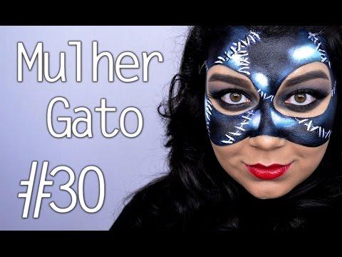 Maquiagem artistica mulher gato [PUNIQRANDLINE-(au-dating-names.txt) 70