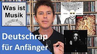 Deutschlehrer stellt Deutschrap vor! - ein Anfängerkurs: von Gangster Rap bis Conscious Rap