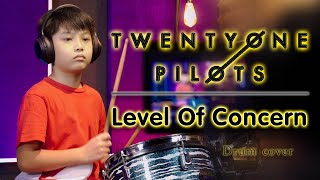 twenty one pilots - Level of concern (drum cover) by First Neo - Sony A6400