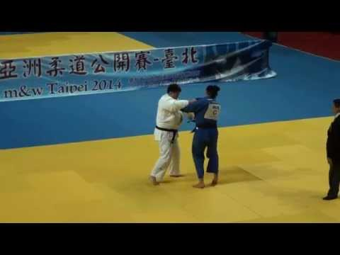 2014 Asian Open, Taipei +78kg Final - Sisi,Ma (馬思思) VS Ksenia,Chibisova