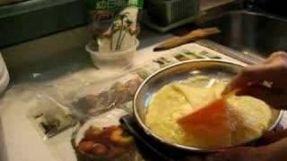 芒果糯米糍製作過程 2
