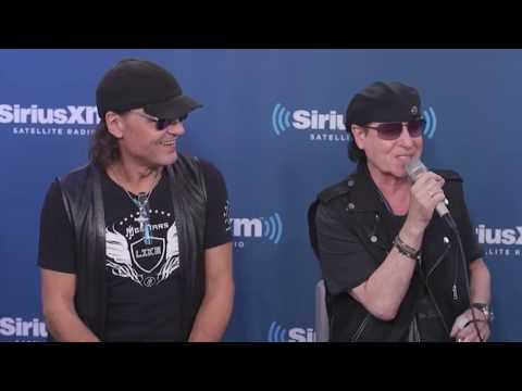 Scorpions Interview with Eddie Trunk September 12 2017.