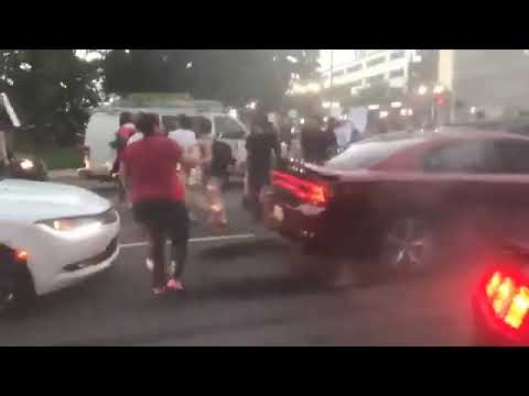 DOWNTOWN FORT WAYNE PROTEST PART 1