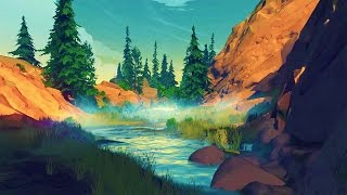 Firewatch First 32 Minutes of PC Ultra Settings Gameplay
