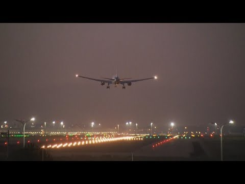 Air Canada flight makes emergency landing at Madrid's international airport