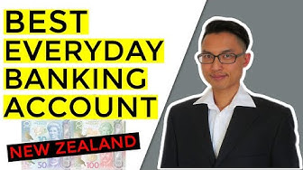 Best Free Everyday Banking Account | New Zealand