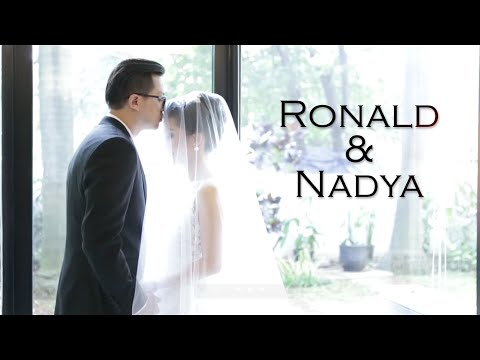 The Wedding Of Ronald Steven & Nadya Natasha - August 1st, 2015