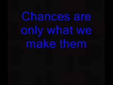 Five For Fighting - Chances Lyrics