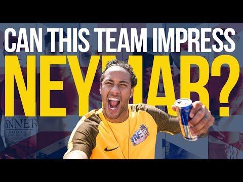 Can the UK's best 5-a-side team win Neymar Jr's Five?