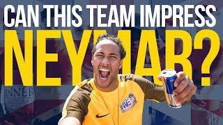 Can the UK's best 5-a-side team win Neymar Jr's Five?