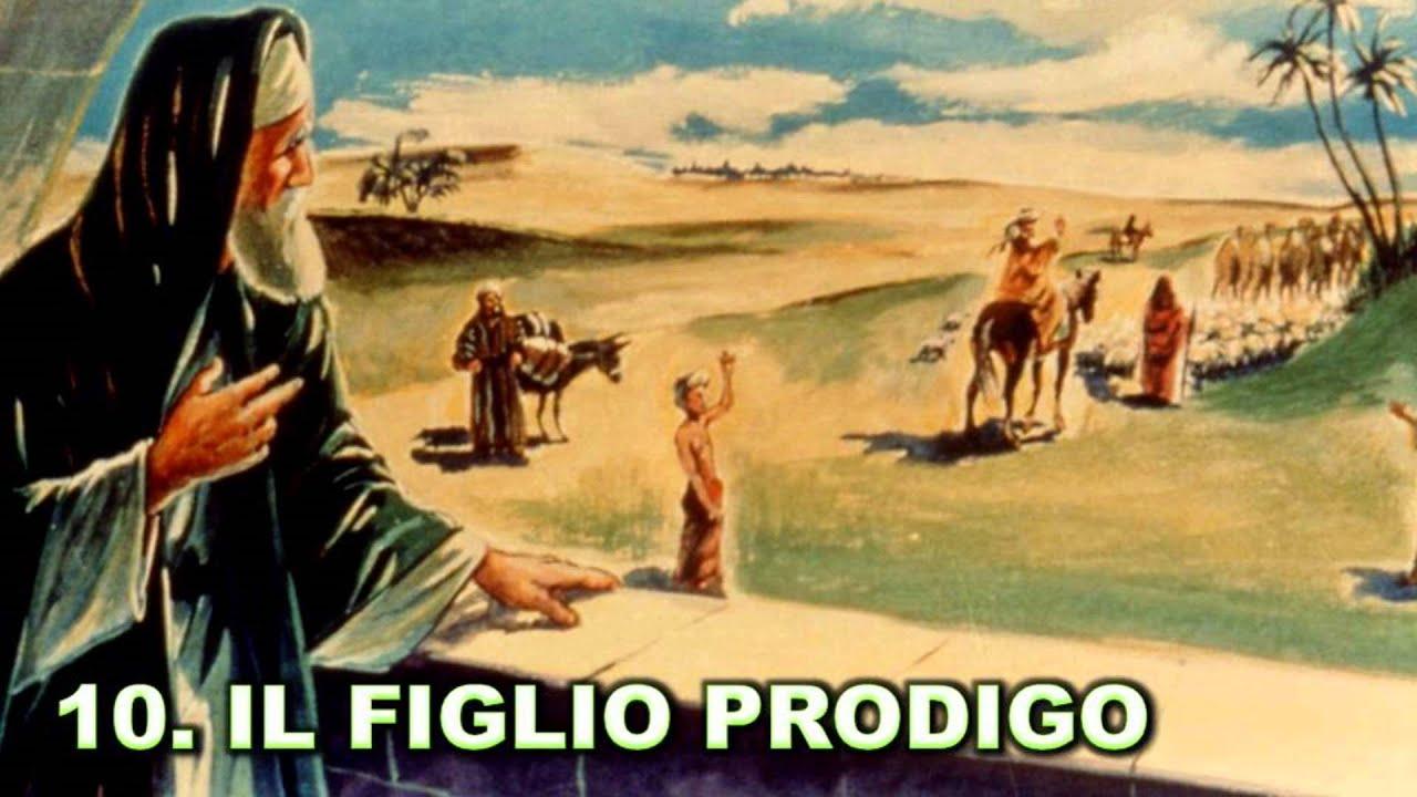 Storie della bibbia per bambini il figlio prodigo youtube
