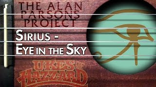 Sirius/Eye in the Sky (Alan Parsons Project) Arranged for Uke!