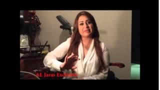 Al Jaras - ساريا السواس: يعرفون اسمي وليس شكلي وهذا أول لقاء لي وأنا متوترة