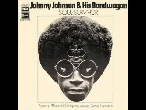 Johnny Johnson & His Bandwagon  Love is Blue