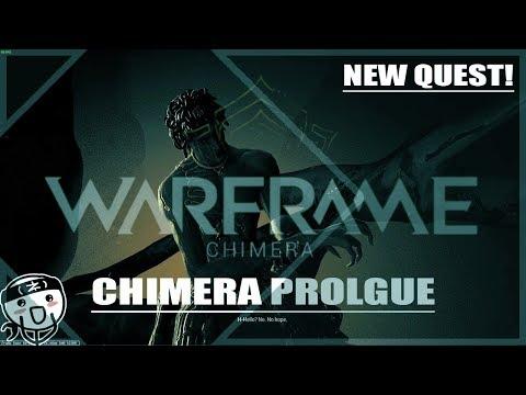 WARFRAME NEW QUEST CHIMERA PROLOGUE | PRE-NEW WAR QUEST thumbnail